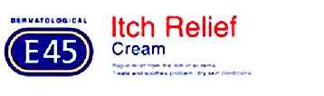 E45 : E45 Itch Relief Cream 100g