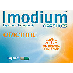 Janssen-Cilag : Imodium Capsules 8 - Click Image to Close