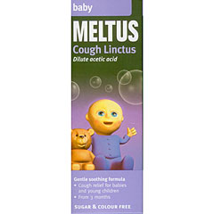 other : Meltus Baby Cough Linctus 100ml