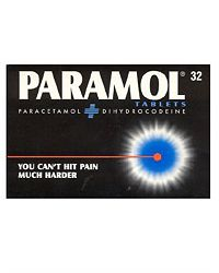Paramol : Paramol Tablets 32 (MAX OF TWO BOXES PER ORDER)