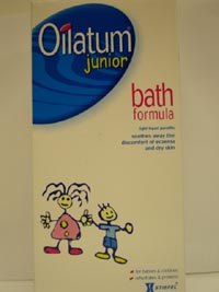 Oilatum : Oilatum Bath Formula Bath Oil 150ml