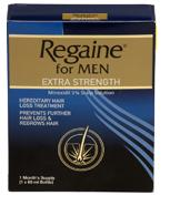 Regaine : Regaine Extra Strength Single 60ml