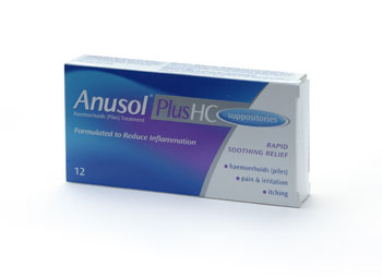 Pfizer : Anusol Cream (small) 23g