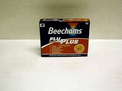 Beechams : Beechams Flu Plus Caplets 16's