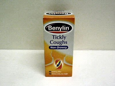 Benylin : Benylin Adult Tickly Cough 125ml