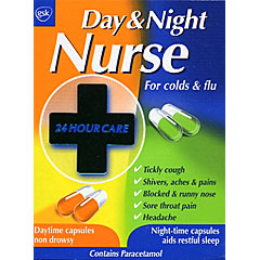 Day Nurse : Day & Night Nurse Capsules 24